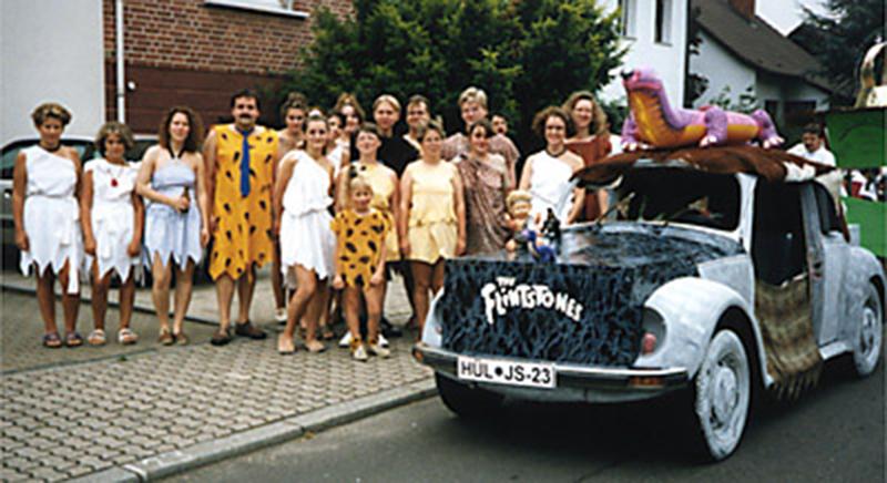 1995: Jung & Feuerstein: Die Flintstones