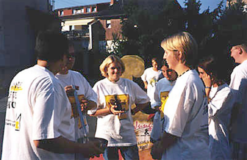 1997: Freies Königreich Hülzweiler