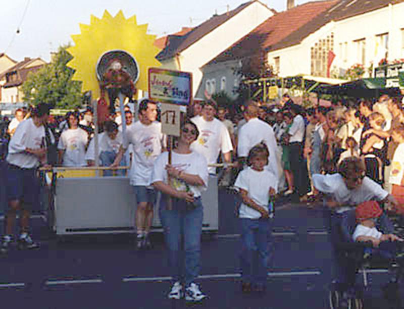 1999: Hergeguckt – Sonn' getuppt!