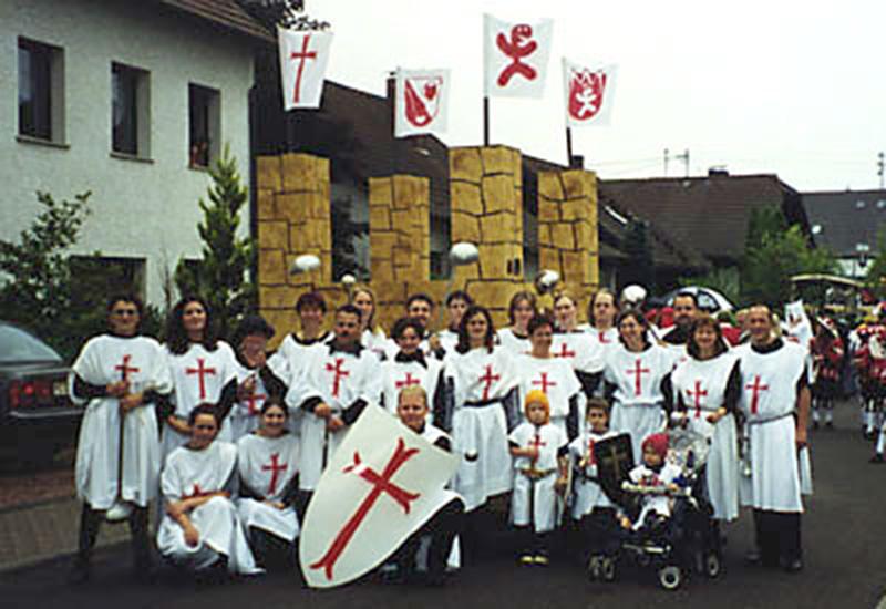 2002: Kreuzzug II 1/2
