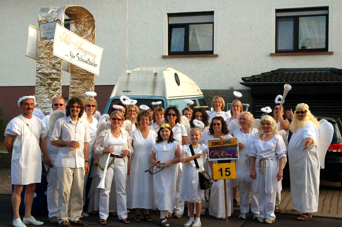 2010: Frohlocket – Kirw im Himmel!