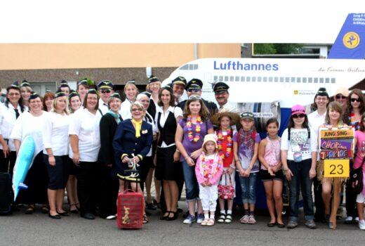 2011: Lufthannes – Die Kirwen-Airline