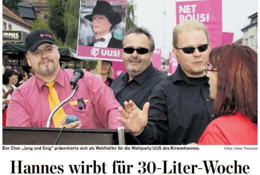2009: Team Hannes