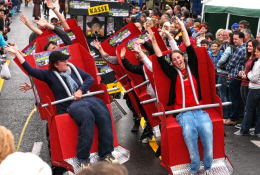 2017: Hannes-Express – Die Kirwen-Achterbahn