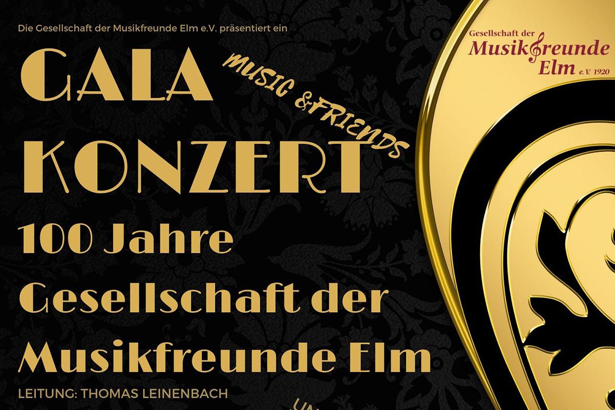 28.03.2020: ABGESAGT Galakonzert Musikfreunde Elm